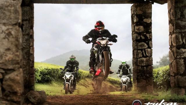 Motos Pulsar Bajaj Perú